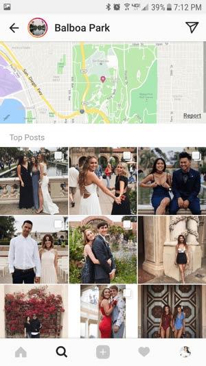 Instagram Hikayelerim (Storylerim) Konumda Görünmüyor Sorunu