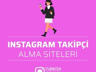 Instagram Takipçi Alma Siteleri 2019