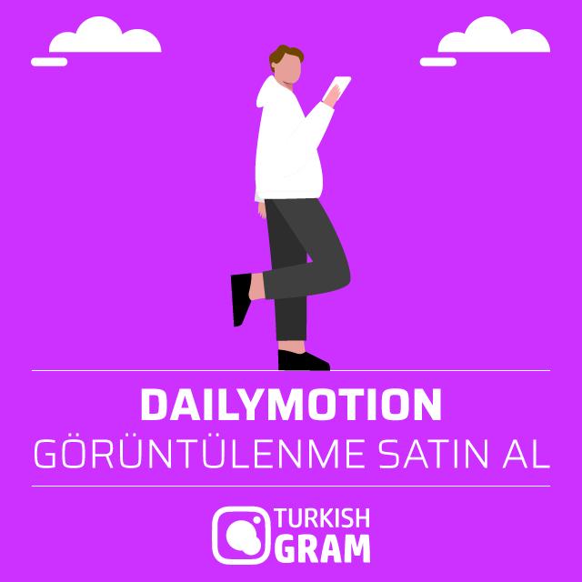 Dailymotion Görüntüleme Satın Al