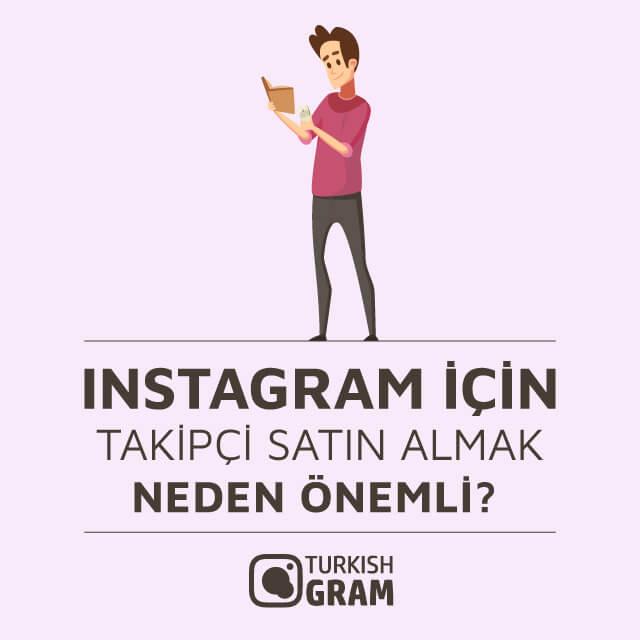 Instagram için Takipçi Satın Almak Neden Önemli